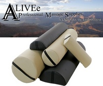 A photo of ALIVEe massage therapy supplies Bolster Pillow