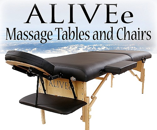 eco ii deluxe portable massage table package black light - Massage Tables For Sale