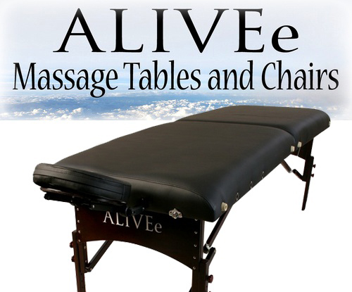 eco ii portable massage table black dark
