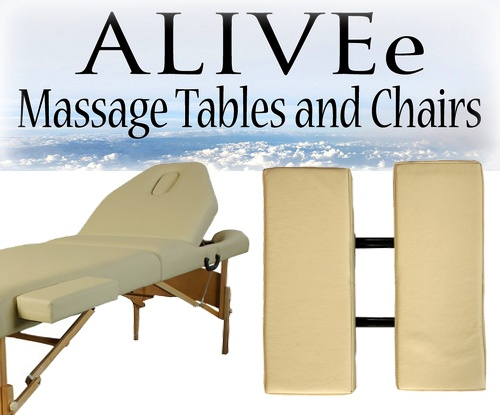 Massage Table Arm Extensions All Products : ALIVEe Massaging Tables