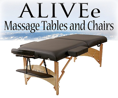 pro wide ii deluxe portable massage table package black light