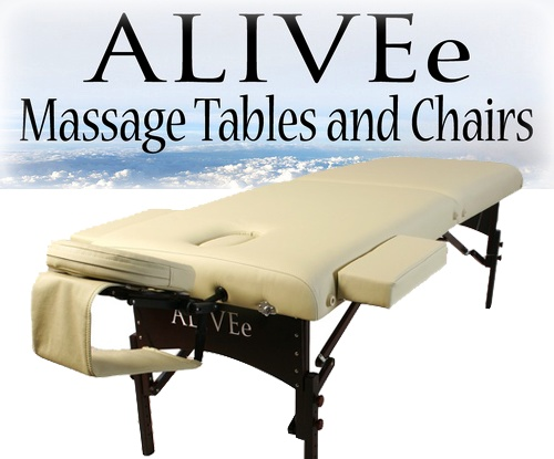 signature ii deluxe portable massage table package cream dark